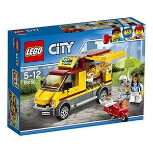 Lego 60150 Lego City Pizza Van £10.94 prime / £14.93 non prime @ Amazon