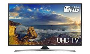 "Samsung EU55MU6100 55"" 4K UHD TV @ GROUPON WAS £899 / NOW £551.65 with Code: NEW15"
