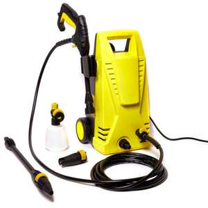 Top Tech HPI1700 Domestic Pressure Washer - 90 bar / 1700 Watt CarParts4Less with code - £42.99