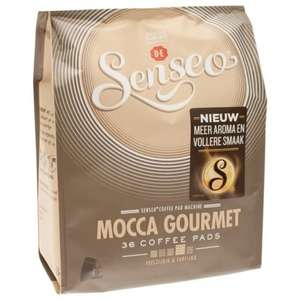 36 Senseo Mocca pods 79p @ Poundstretcher - National