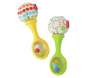 Fisher-Price Rattle 'n Rock Maracas at £4.99 Argos