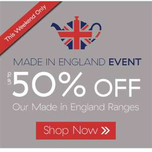 up to 50% off denby made in England crockery ranges