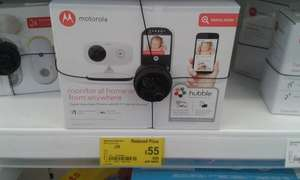 motorola baby monitor mbp662 connect £55 @ Asda instore