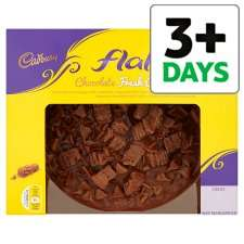 Cadbury Chocolate Fresh Cream Cake 430G was £3.50 now £2.00 @ Tesco instore and online