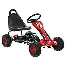 Kids Go Kart - Black & Red £30 with code @ Halfords (free c+c)