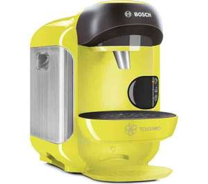 Bosch Tassimo Vivy II coffee machine £34.97 at Currys (down from £49.98)