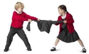 Selected Kids Uniforms down to £1 @ Sainsbury's (Strathaven)