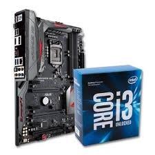 Intel i3 7350K CPU + ASUS Maximus VIII HERO Motherboard - Scan £199.99 + Del (Free Del via Forum)