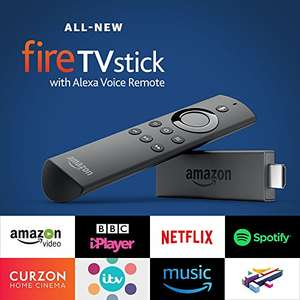 Amazon fire tv stick £31.99 @ Amazon