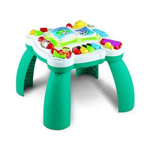 Leapfrog activity table at Amazon for £12.99 Prime (or £16.98 non-Prime)