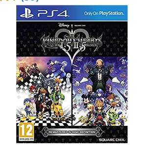Kingdom Hearts: 1.5 + 2.5 HD Remix (PS4) £24.99 @ Amazon.co.uk