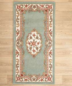 2.4m by 1.5m Shensi Rug, 100% wool, free delivery £16 with promo code @ Damart