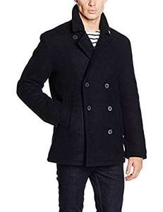 Farah Men's Kenton Peacoat Jacket in Navy £51 Del @ Amazon