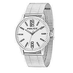 Police Esquire watch stainless steel bracelet watch Debenhams £33.00