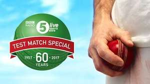 FREE TICKETS - TMS 60: Test Match Special Anniversary Match - Apply by 11pm on Tuesday 1 August