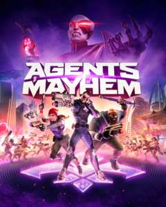 Agents of Mayhem PC £27.99 @ CDKeys