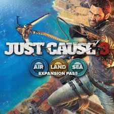Just Cause 3 Expansion Pass £7.99 on the PlayStation Store