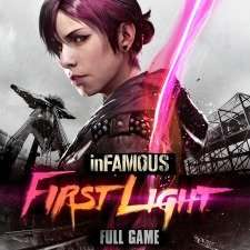 inFAMOUS First Light for £3.99 on the PlayStation Store