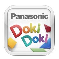 Free Panasonic Tangram puzzle game @ Itunes