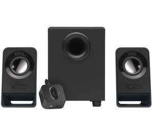 LOGITECH Z213 2.1 PC Speakers for £15 with code in Currys