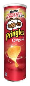 Original Pringle Twin Pack at Asda Colindale £1.67