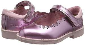 Kickers Girls' Lachly Mary Janes now £12.00 at Amazon