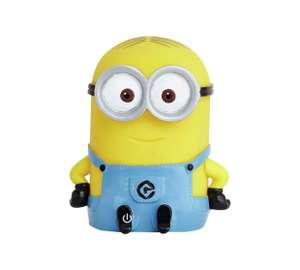Minions Despicable Me Soft Night Light £1.49 @ Argos