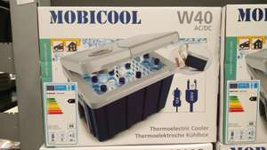 Mobicool electric, car and mains Coolbox was £120 now £60 online and instore Tesco.