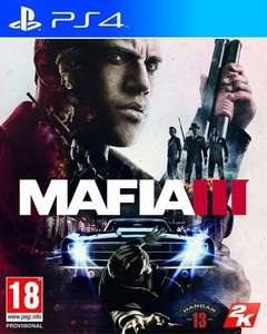 Mafia 3 ps4 £16.99 @ go2games
