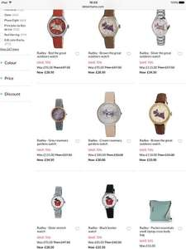 Radley Watches now 70% off at Debenhams Online