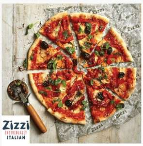 One Day Only - 50% off all main courses at Zizzi (Up to 8 People) - O2 Priority Offer