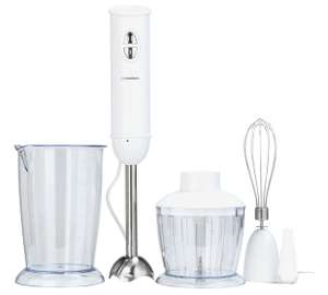 Cookworks Hand Blender - White £11.99 @ Argos