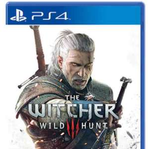 The Witcher 3 (PS4/XBOX ONE) £12.99 preowned @ GAME