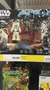 StarWars Rogue One Figures 4 pack with accessories  £10  in Tesco Clifton Moor York