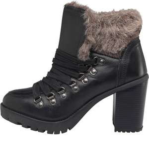 Women's Firetrap Boots £14.99 + delivery @ M&M Direct