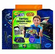 Crayola Virtual design pro Star Wars for £3.99 instore @ Home Bargains