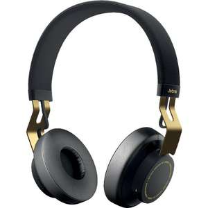 Jabra Move Bluetooth Headphones - Gold @ Amazon
