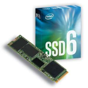 It's Back - Intel 600p 256 GB M.2 NVMe PCIe Solid State Drive £80.55 @ Amazon 1-4 Week wait.