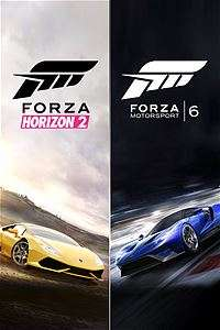Forza Motorsport 6 and Forza Horizon 2 £24.75 Xbox with gold