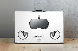 Oculus Rift + Touch bundle £399.00 Amazon