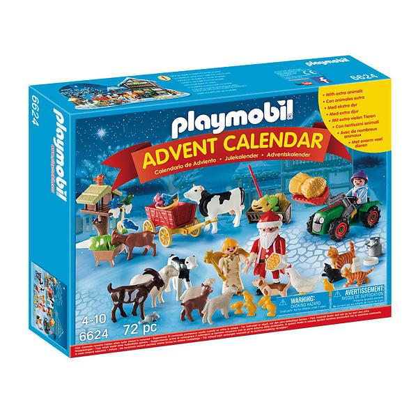 Playmobil Advent Calendar Christmas on the Farm (6624) £10 C+C @ Boots