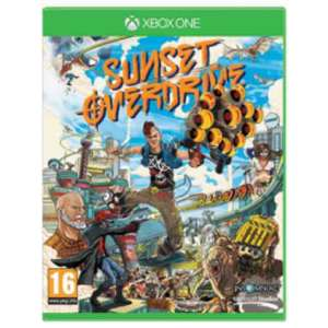 Sunset Overdrive XBOX ONE preowned £3.99 @ Game