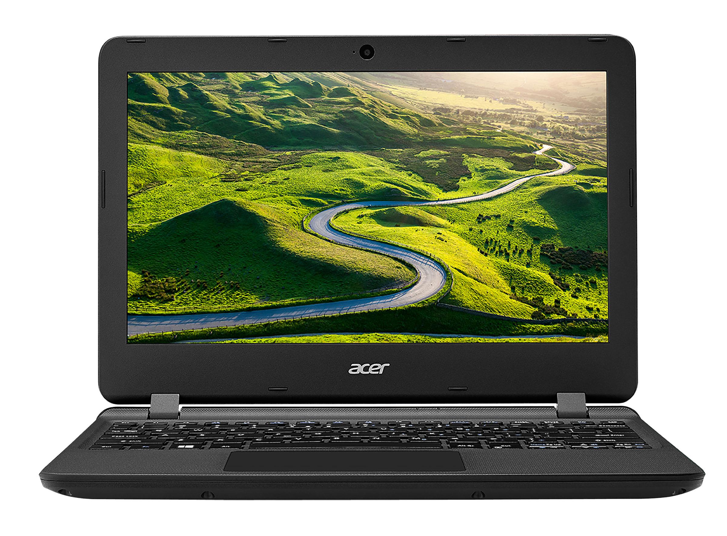 "Acer Aspire Netbook ES 11 (Refurbished 4GB RAM 32GB eMMC SSD 11.6"" Black ) - £114.44 @ Littlewoods Clearance Ebay"
