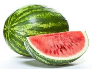 Lidl watermelon, 70p/kg in store only
