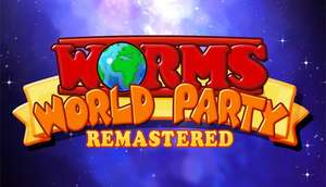 Worms World Party Remastered - and Worms Week! - £2.19 at humblebundle