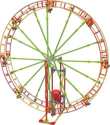 K'NEX Revolution Motorised Ferris Wheel Building Set - Amazon Prime £10.50