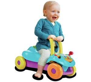 Playskool Step Start Walk 'n Ride £8.99 @ Argos