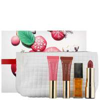 Clarins Lip Collection Value Set £15.95 (+£1.95 Del / Free Del wys £20) @ All Beauty