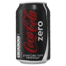 free 150ml can of Coke Zero at metro centre Gateshead