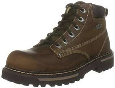 Skechers Men's boots [Brown] now £26.90 delivered @ Amazon